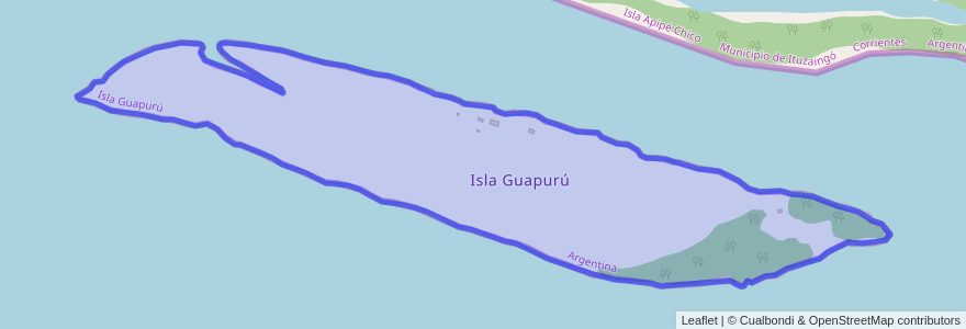 Mapa de ubicacion de .