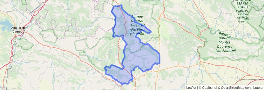Valle De Sedano Mapa.Transporte Publico En Valle De Sedano Paramos Burgos Castilla Y Leon Espana Cualbondi