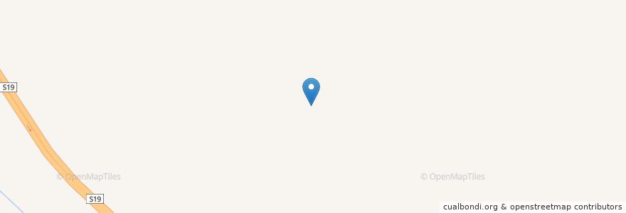 Mapa de ubicacion de 盖州市 en 中国, 辽宁省, 营口市, 盖州市.