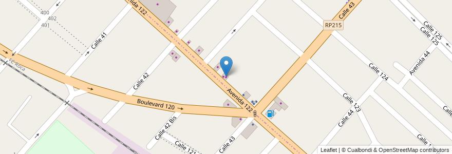 Mapa de ubicacion de Carnicería Lo de Juan en Partido De Ensenada, Buenos Aires, Argentina.