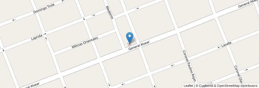 Mapa de ubicacion de Colorshop en Argentina, Buenos Aires, Partido De Ituzaingó, Ituzaingó.
