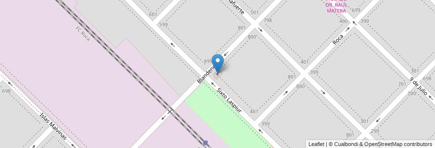 Mapa de ubicacion de Corbatta en Argentina, Buenos Aires, Partido De Bahía Blanca, Bahía Blanca.