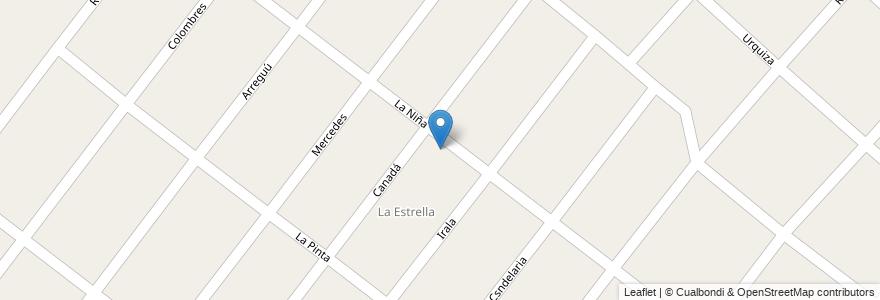 Mapa de ubicacion de Escuela De Educación Primaria 54 Provincia De Mendoza en Argentina, Buenos Aires, Partido De Merlo, Mariano Acosta.