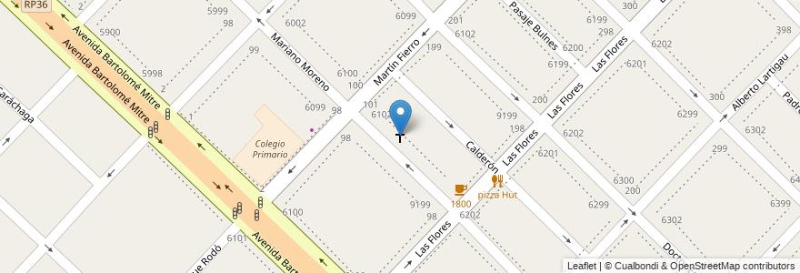 Mapa de ubicacion de Iglesia Cristiana Evangélica en Argentina, Buenos Aires, Partido De Avellaneda, Wilde.