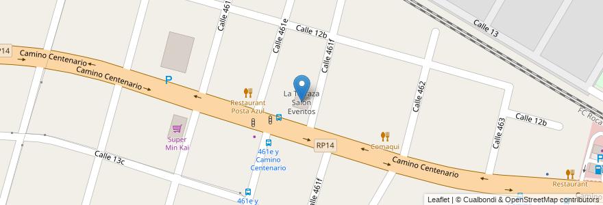 Cómo Llegar A La Terraza Salon Eventos City Bell En City