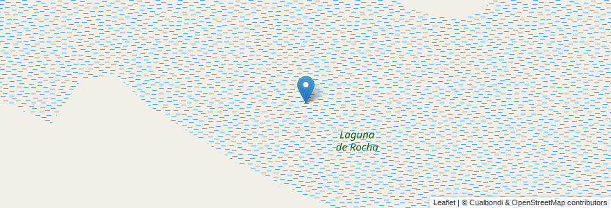 Mapa de ubicacion de Laguna de Rocha en Argentina, Buenos Aires, Partido De Esteban Echeverría, 9 De Abril.