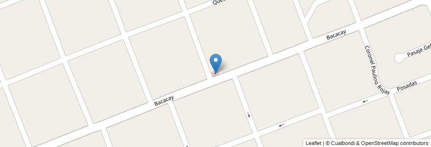 Mapa de ubicacion de Noni Noni en Argentina, Buenos Aires, Partido De Ituzaingó, Ituzaingó.