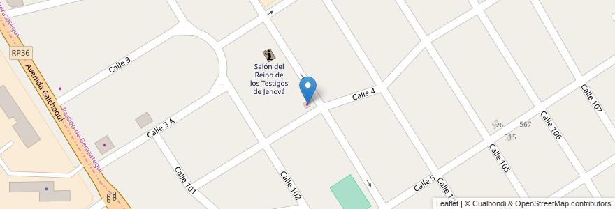 Mapa de ubicacion de Panaderia San Carlos en Argentina, Buenos Aires, Partido De Florencio Varela, Partido De Berazategui, Berazategui.