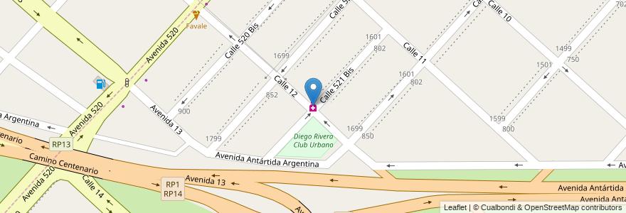 Mapa de ubicacion de SUMED, Tolosa en Tolosa, Partido De La Plata, Buenos Aires, Argentina.