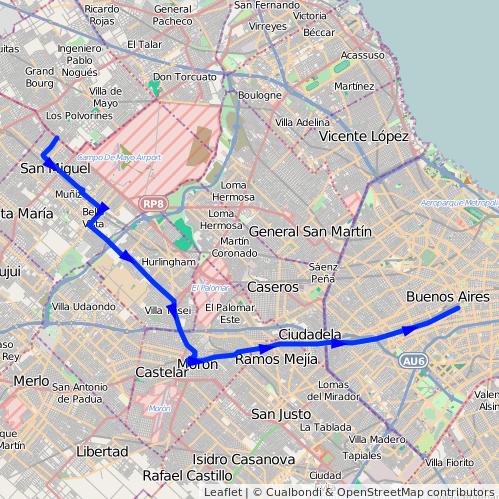 Recorrido pra junta s miguel desde primera junta hasta av rivadavia de la linea 163 en buenos - Jm puerto del rosario ...